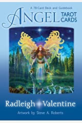 Angel Tarot Cards: A 78-Card Deck and Guidebook Cards