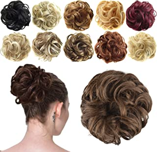 Best clip on hair buns Reviews