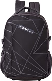F Gear Talent Laptop Backpack with Rain Cover 32 Liters (Grey,Black)