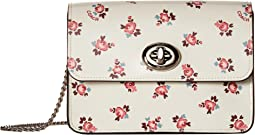 COACH Bowery Crossbody with Floral Bloom Print