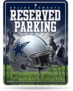 Rico NFL Sports & Fitness Parking Sign