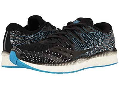 Saucony Liberty ISO 2 (Black/Blue) Men