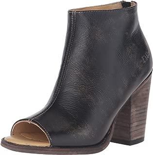 BED STU Women's Onset Boot, Black Handwash, 8 M US