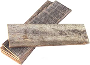 reclaimed wood plaque
