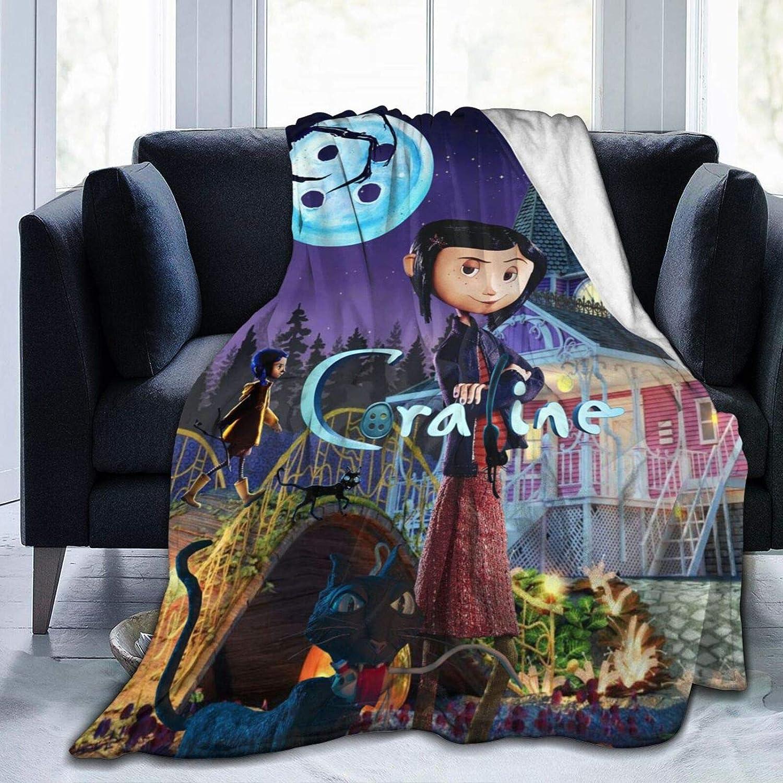 PDJQSGO Sale item Blanket Special price Flannel Soft Lightweight Air Fluffy Conditi Warm