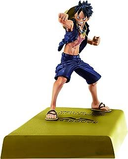 One Piece - Figurine DXF - Monkey D.Luffy Manhood 2 12 cm [Importación francesa]