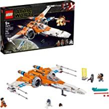 LEGO Star Wars Poe Dameron's X-Wing Fighter 75273 Building Kit, Cool Construction Toy for Kids,...