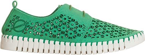 Vialechaussures , Chaussures de ville à lacets pour pour pour femme Vert vert 47d