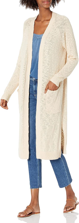 Roxy Women's Beautiful Variance Long Cardigan Sweater