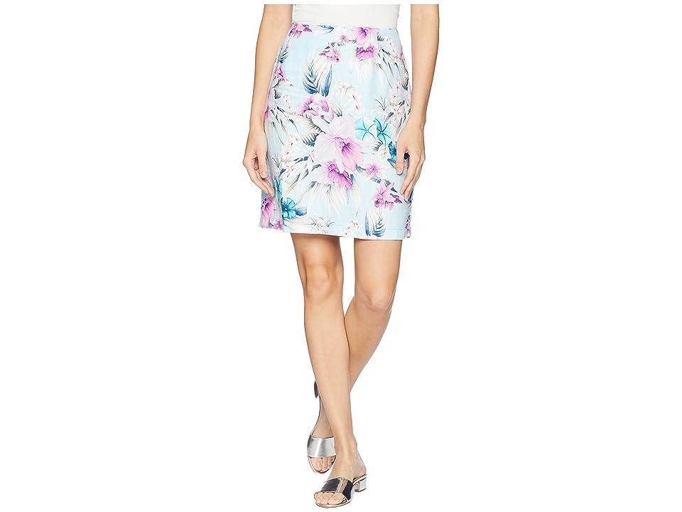 Tommy Bahama Florencia Short Skirt (Spring Rain) Women