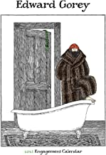 Edward Gorey 2021 Engagement Calendar