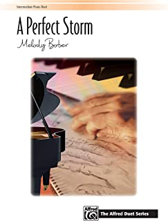 A Perfect Storm: Sheet (The Alfred Duet Series)