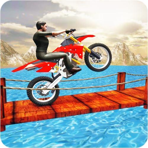 Fury Rider Road Trail Impossible Stunts - Bike Stunt Tricks Master
