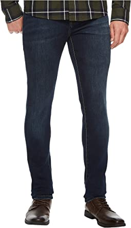 Liverpool - Skinny in Coolmax Stretch Denim in Cladwell Dark