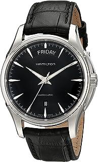 Hamilton - Reloj Analogico para Hombre de Automático con Correa en Cuero H32505731