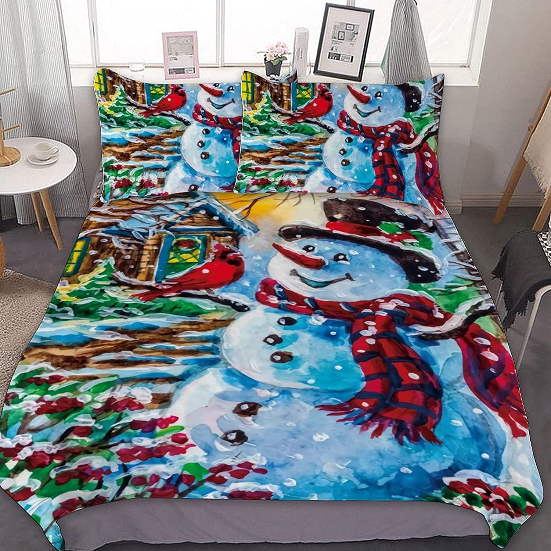 Merry Christmas Cute Santa Mail order cheap Bedding Soft Import Set Bedspread Comforter