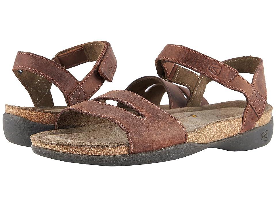 30626eb637ba Keen Ana Cortez Sandal (Brisk Espresso) Women s Shoes