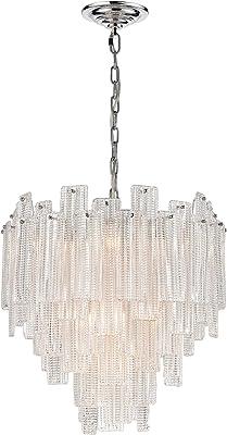 Amazon.com: Elk Lighting D4297 - Lámpara de techo (cromo ...