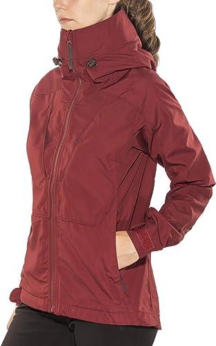 Lundhags Habe - Veste Femme - rouge 2018 veste polaire