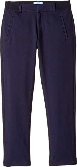 Lanvin Kids - Pants with Logo Detail On Back (Little Kids/Big Kids)