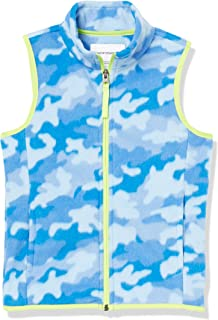 Amazon Essentials Polar Fleece Vest Niños