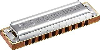 Hohner Marine Band Classic M1896066X F Mundharmonika