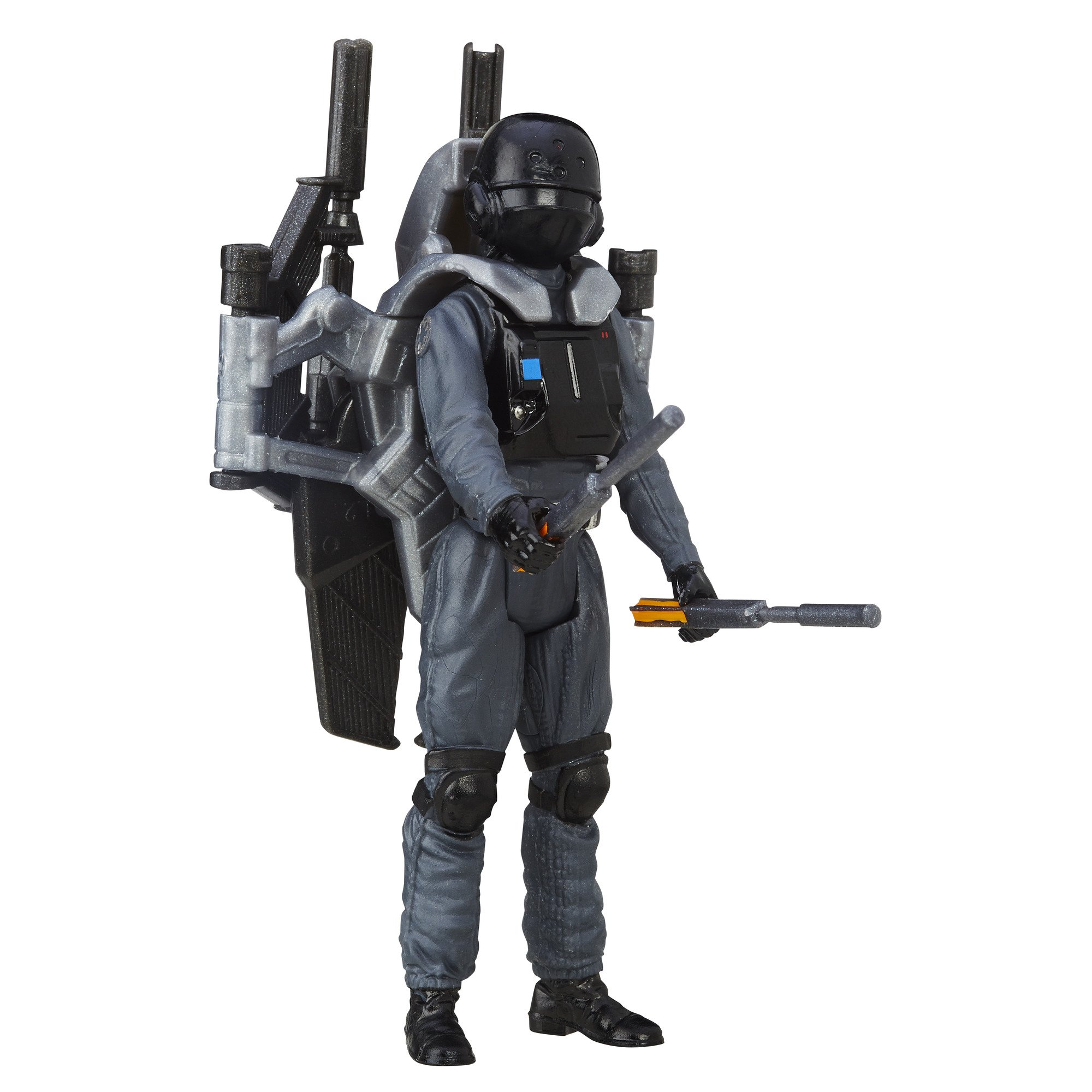 """STAR WARS ROGUE ONE IMPERIAL GROUND CREW SET OF 3 FORCE AWAKENS 3.75/"""" INCHES"""