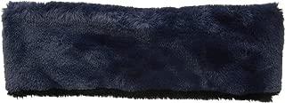 Women's Two Tone Faux Fur Headband