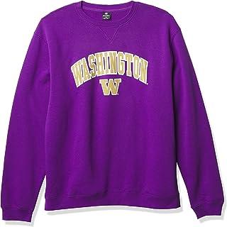 Elite Fan Shop NCAA mens Team Color Crewneck Sweatshirt