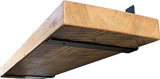 60 inch wall mount shelf