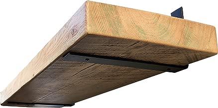 6 inch deep stainless steel shelf