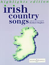 Irish Country Songs Highlights Edition Voice And Piano