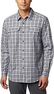 Columbia Silver Ridge 2.0 Camisa de Manga Larga a Cuadros Hombre