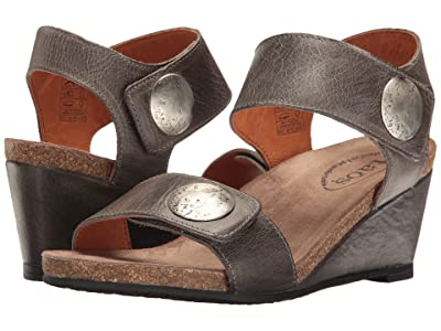 Taos Footwear Carousel 2 (Graphite) Women