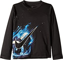 Cosmic Football Dri-FIT Long Sleeve Tee (Toddler)