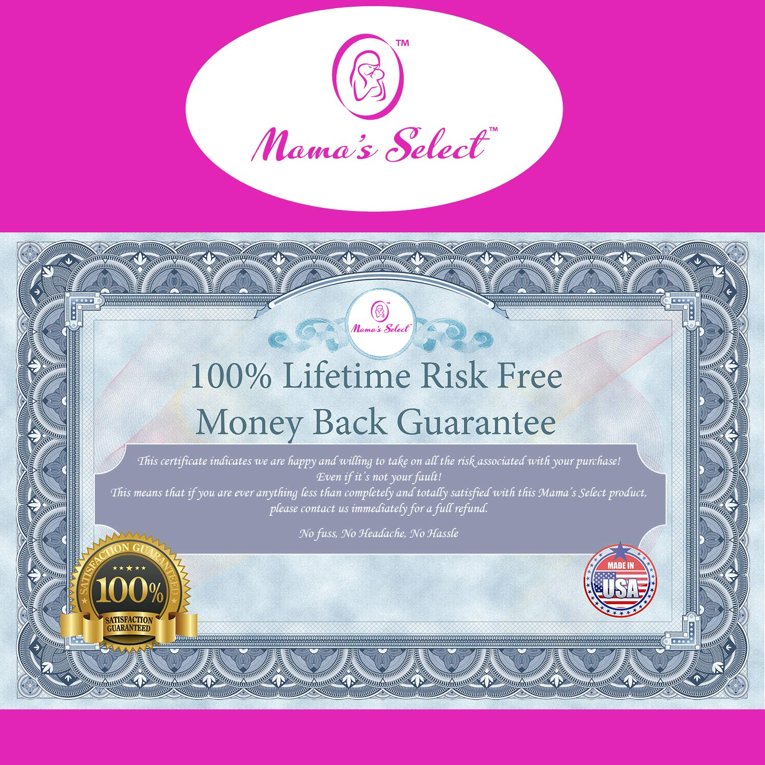 Prenatal Vitamins and Minerals - Mama's Select Pre-Natal Plus – Long Lasting 90 Capsule 3 Month Supply - with Iron, MTHFR Safe Methyl Folate for Folic Acid, Methylated B Vitamins and Calcium - Veggie