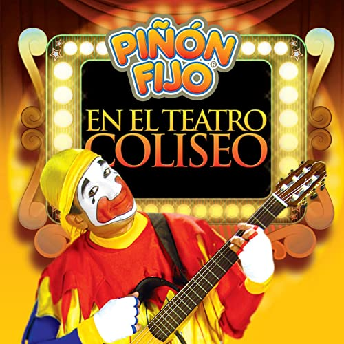 En el Teatro Coliseo by Piñón Fijo on Amazon Music - Amazon.com