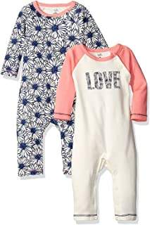 Baby Organic Cotton Coveralls and Union Suits