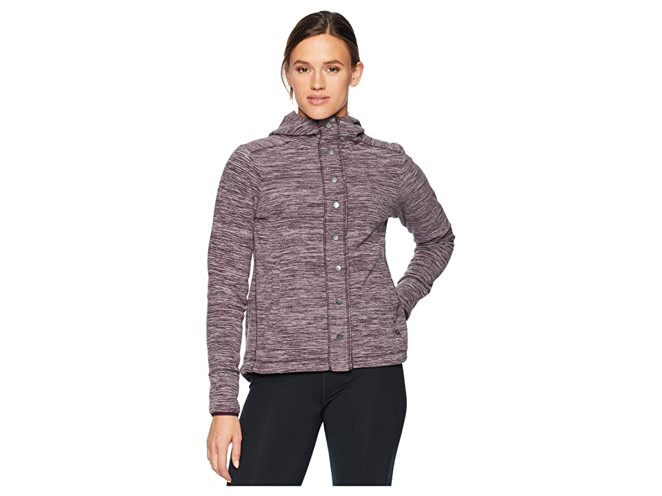 Mountain Hardwear Snowpass Hoodie (Heather Dark Tannin) Women