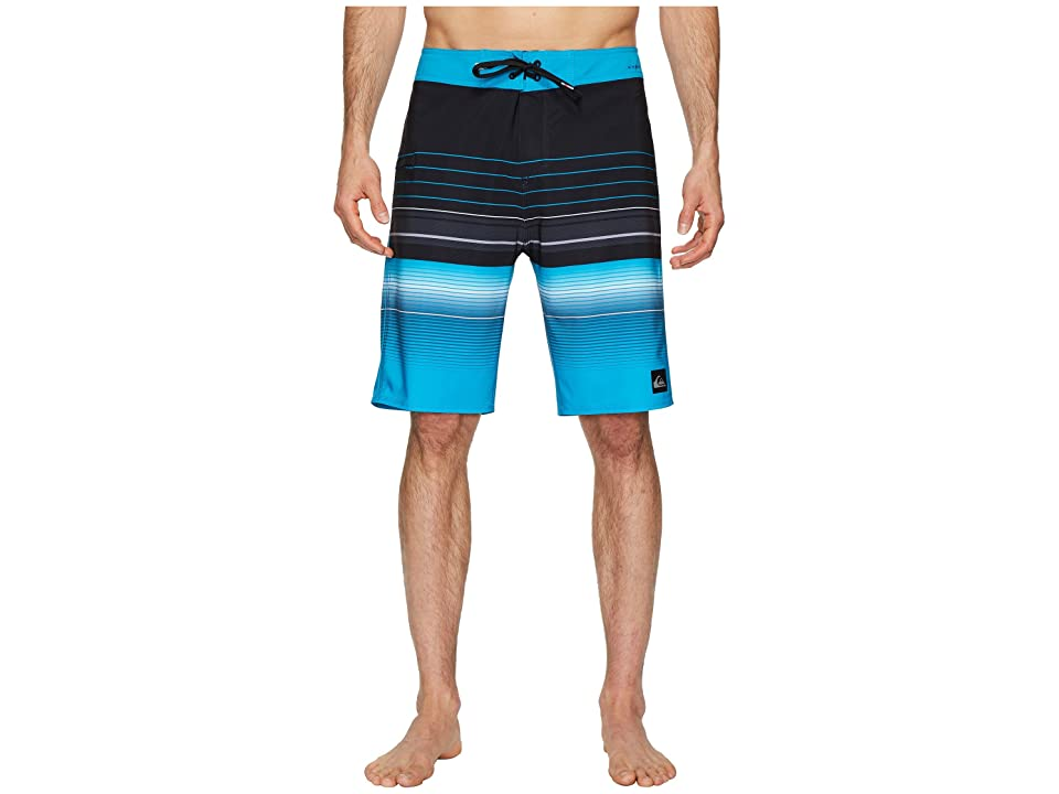 Quiksilver Highline Swell Vision 21 Boardshorts (Black) Men