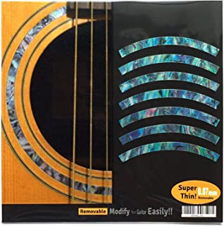 Best stickers on acoustic guitar change sound Reviews
