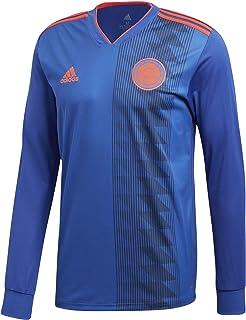 adidas Herren FCF A JSY L T-Shirts Blau