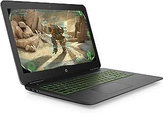惠普 Pavilion 15.6 英寸 FHD 游戏笔记本电脑 - (黑色)(英特尔酷睿 i5-8300H,4 GB,1 TB 硬盘,16 GB 英特尔可选,NVIDIA GeForce GTX 1050 显卡,2 GB *,Windows 10 家庭)