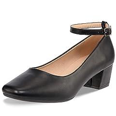137f506546e64 Women shoe mary jane low heel - Pumps - Casual Women's Shoes