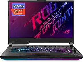 "ASUS ROG Strix G15 (2020) Gaming Laptop, 15.6"" 144Hz FHD IPS Type Display, NVIDIA GeForce RTX 2060, Intel Core i7-10750H, ..."