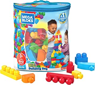 Mega Bloks First Builders Big Building Bag with Big...