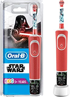 Oral-B Stages Power Kids Rechargeable Electric Toothbrush - Star Wars with Disney Magic Timer app