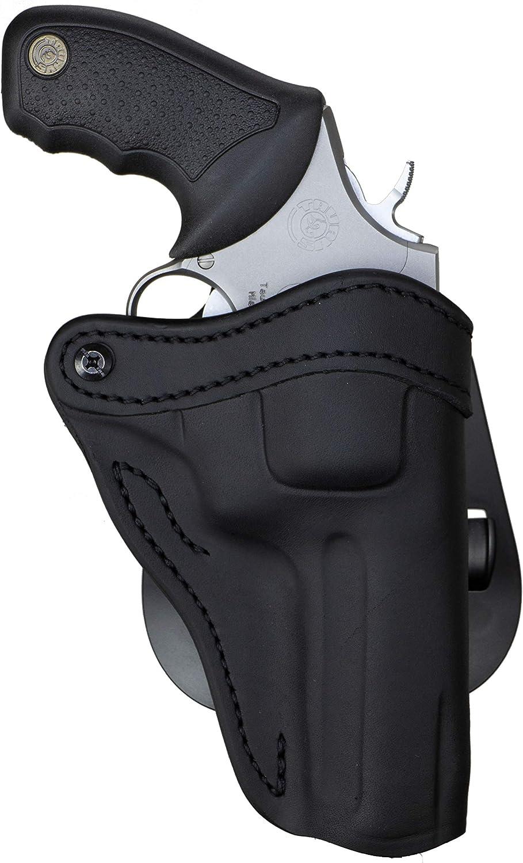1791 GUNLEATHER K-Frame Revolver Paddle Holste Holster OWB - Cash special Indefinitely price CCW
