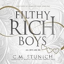 Filthy Rich Boys: Rich Boys of Burbery Prep., Book One