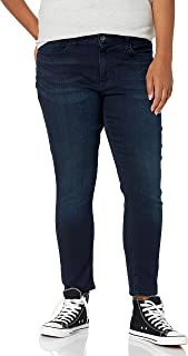 Riders by Lee Indigo Womens ZFC3S Original Collection Skinny Jeans
